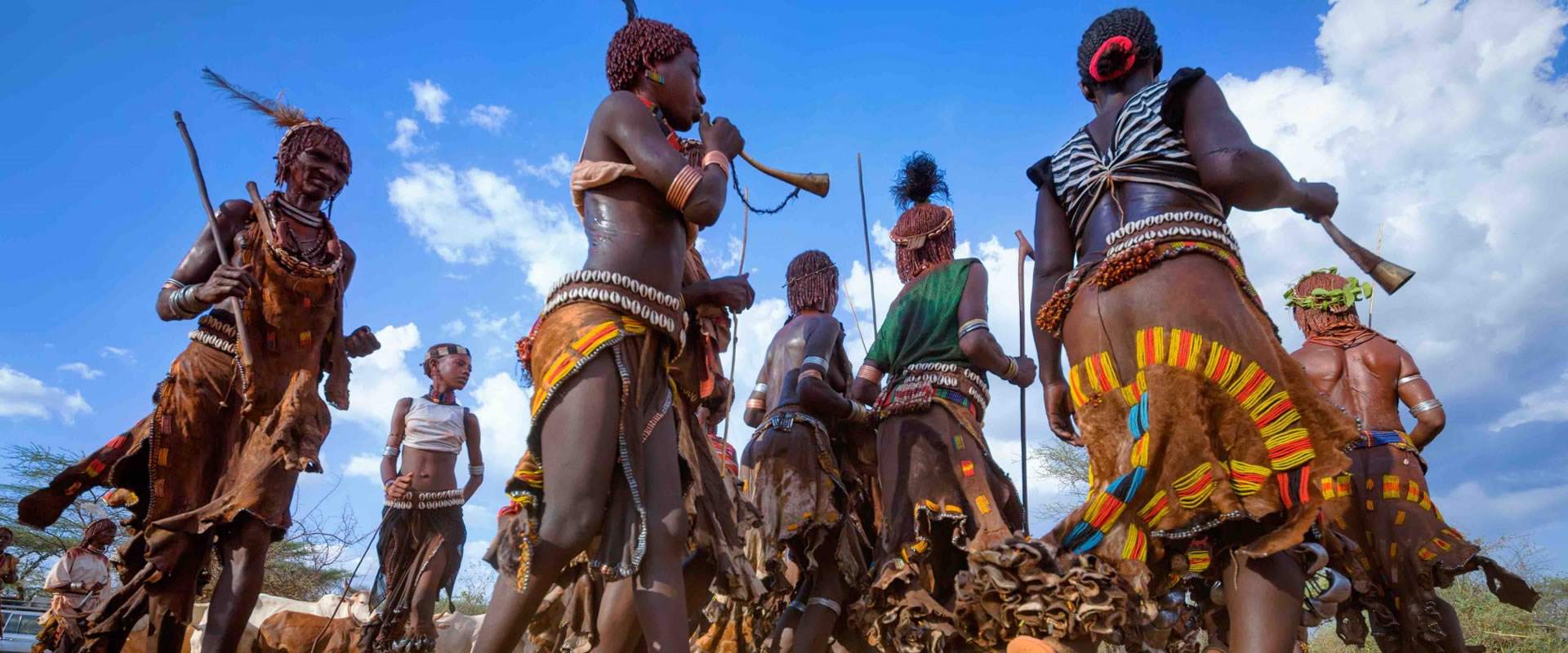 16 days ethiopian grand tribal and cultural experience