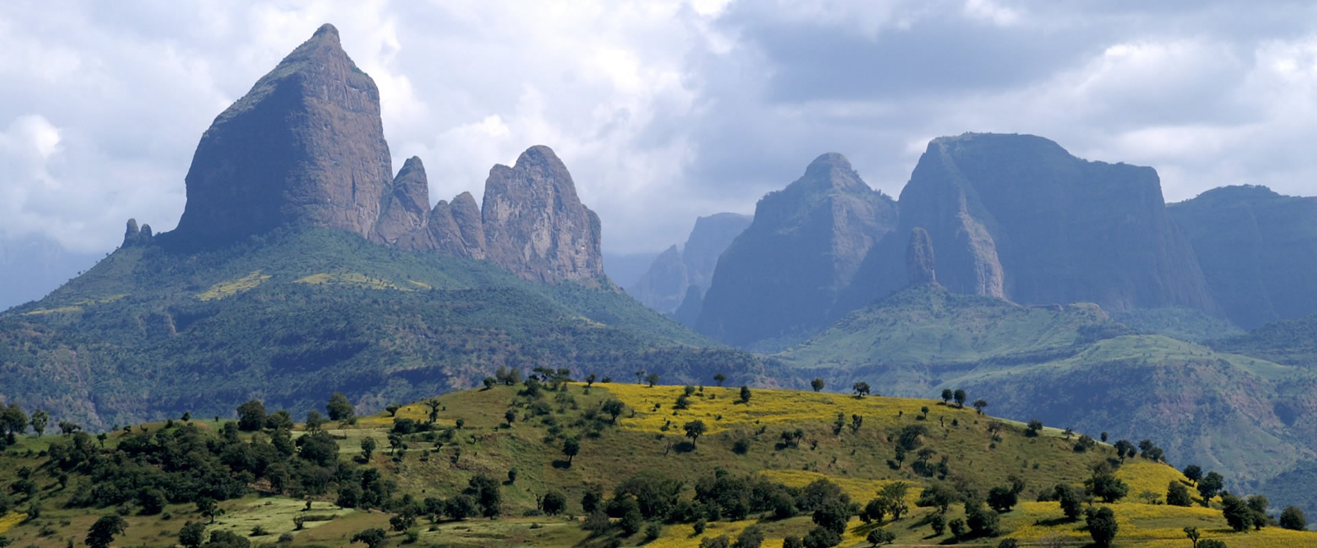 9 days classic historic route with simien mountains