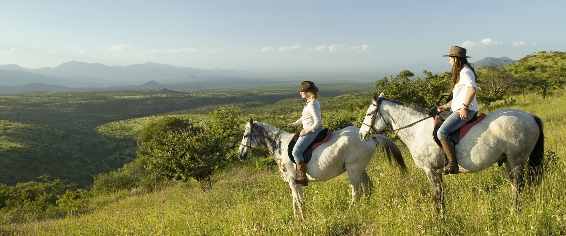 8 nights horse rides in the wild
